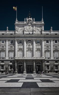 The Royal Palace, Madrid, Spain | by Fringe Focus