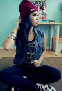 Swag Outfits for Girls Hipster Outfits, Swag Outfits, Dope Outfits, Girl Outfits, Spring Outfits, Fashion Moda, Cute Fashion, Urban Fashion, Teen Fashion
