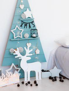 O espírito natalino já chegou na sua casa?! Capriche na decoração para receber o bom velhinho.