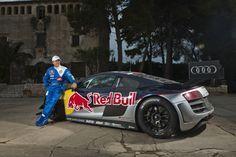 Audi R8 LMS Terramar Red Bull