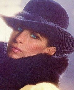 .The great Barbra Streisand