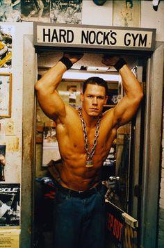 mmmm John Cena