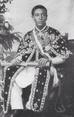 "Iyasu V was the designated but uncrowned Emperor of Ethiopia (1913–16). His baptismal name was Kifle Yaqob. Because he was never crowned emperor, he is usually referred to as Lij Iyasu, ""Lij"" meaning child, especially one born of royal blood."