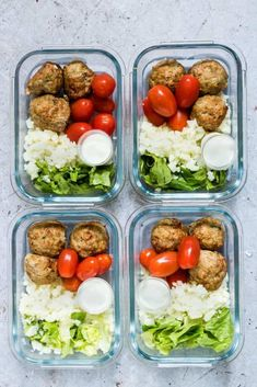 Air Fryer Turkey Meatballs + Meal Prep {Gluten-Free, Low Carb, Paleo, Keto} Angie Warner Weight Watchers Recipes These easy Air Fryer Meatballs are sure to be a family favourite. These juicy Turkey Meatballs can be served an appetizer or a Air Fryer Dinner Recipes, Air Fryer Recipes, Lunch Recipes, Low Carb Recipes, Diet Recipes, Healthy Recipes, Air Fryer Healthy, Best Keto Diet, Paleo Diet