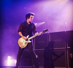 Jason White guitarist for Green Day.