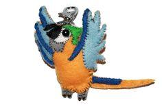 "key tag ""parrot"""