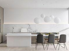 Beste afbeeldingen van minimalistisch interieur in
