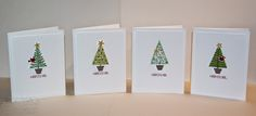 Jill's Card Creations, Festival of Trees, Stampin Up!