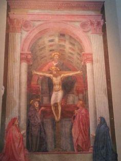 S. Maria Novella, Cristo in croce