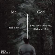 Remember that God gave us feelings for good reasons. There is a place for emotions.but in our broken, sinful, human state, sometimes they… Bible Verses Quotes, Jesus Quotes, Bible Scriptures, Faith Quotes, True Quotes, Humor Quotes, True Faith, Faith In God, God Loves Me