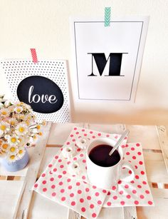 Print Love + M. Contact me: lepillolecreative@gmail.com