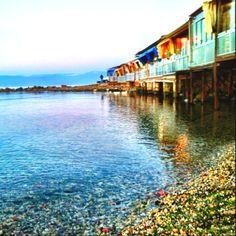 Mudanya balıkçılar yarim adası