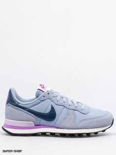 wholesale dealer f325f 2d5b8 Nike Shoes Internationalist Wmn (blue grey squadron blue)