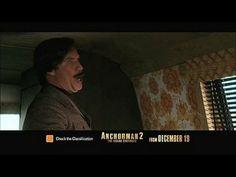 Anchorman 2: The Legend Continues: TV Spot: Winebago --  -- http://wtch.it/yPISQ