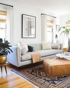 68 Mid Century Modern Planters with Solid Wood Plant Stands at Living Room Ideas | texasls.org #midcenturymodern #midcenturymodernlivingroom #midcenturymoderndesign
