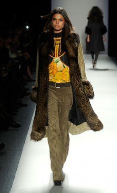 Nicole Miller NY Fashion Week Fall 2012