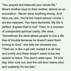 God's Not Dead.  Favorite quote..