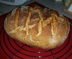 Leckeres Brot mit Buttermilch und Sonnenblumenkernen