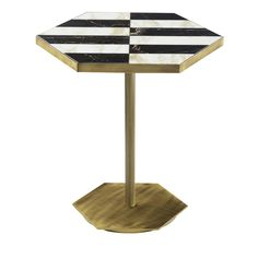 Ted Black and White Coffee Table - Shop Marioni online at Artemest