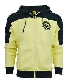 464c50630e1 Club America Hoodie Youth kids Boys Zip Front Fleece Sweatshirt Jacket  aguilas  RHINOX  Amrica