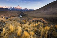 Такой разный Фицрой. Patagonia, El Chalten, Mount Fitzroy Author: Evgeny