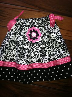 I will make my daughter Pillow Case Dresses this year.