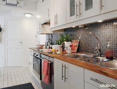 плитка кухни фартук мозаика скандинавский стиль - Поиск в Google