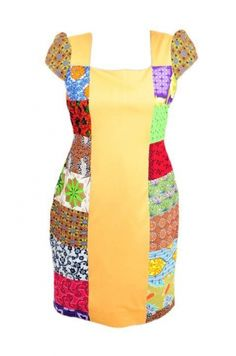 African Fashion Is Hot African Print Dresses, African Dresses For Women, African Attire, African Wear, African Women, African Prints, African Inspired Fashion, African Print Fashion, Ghanaian Fashion