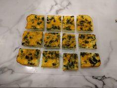 Egg & Spinach Bake - Easy Breakfast Prep [Recipe Inside] : MealPrepSunday