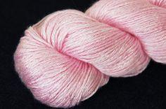 Bamboo Yarn Emma Organic Hand dyed by Klarabela on Etsy, $16.90