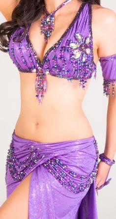 Lara's purple drape Bella