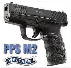 Walther PPS M2 pistol carry firearm handgun test review 9mm