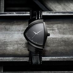The traditional world of watchmaking offers metallic cases, light dials and contrasting numerals. At Hamilton, we're known for doing things differently and that includes offering a range of stealthy styles that make a statement. Check out our range of black watches! Gift Of Time, Watch Display, Nato Strap, Field Day, American Spirit, Black Edition, Black Models, Fashion Night, After Dark