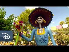 Dia de los Muertos at Disneyland Park « Disney Parks Blog