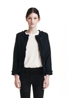 Mayla Cleo Jacket- Victoria has this in 3 colors/styles at least