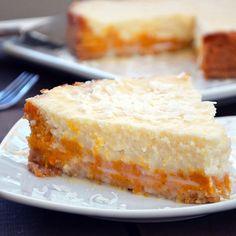 Pumpkin Coconut Pie--a twist on a regular Thanksgiving dessert, must try this!:)
