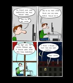 Hilarious Comics and Jokes Only Programmers can Understand