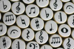 music cookies 2 by Ashleigh30, via Flickr