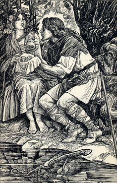 Romantic Ballads: ill. Reginald Savage