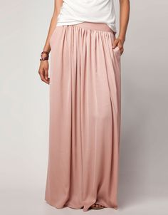 Bershka skirt with pockets