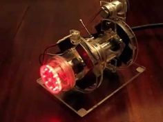 Turbina de Tesla Motor Magnético funcionando - YouTube