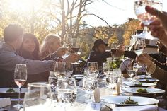 community outdoor dinners The_Bedford_Post_Inn_0063 by Nicole Franzen Photography, via Flickr