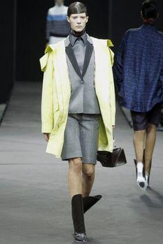 Alexander Wang Fall 2014 coat
