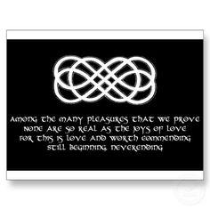 Vikinger Tattoo – Neverending Celtic Love Knot and poem Tribal Tattoos, Tattoos Skull, Ring Tattoos, Tatoos, Sleeve Tattoos, Geometric Tattoos, Tattoo Ink, Arm Tattoo, Bff Tattoos