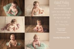 Sandra Hill Photography | Naked baby Mini sessions! | http://www.sandrahillphotography.com