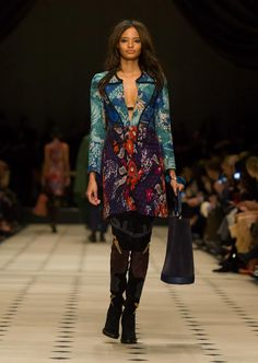 Burberry Womenswear A/W15 Show