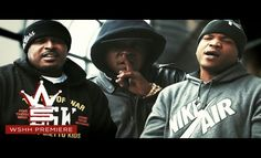 "The LOX ""Horror"" f. Tyler Woods [Music Video]"