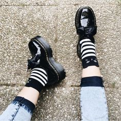 Docs and Socks: The Holly shoe, shared by womild.