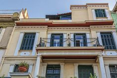 A port-city with a fascinating and ancient history. Wonder around Piraeus and discover its unforgettable charming corners. Balconies, Ancient History, Roads, Wander, Theatre, Public, Ships, Houses, Mansions