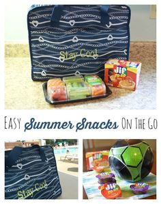 Easy Summer Snacks o